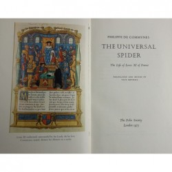 The Universal Spider - The...
