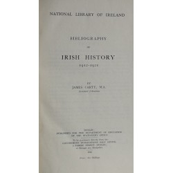 Bibliography of Irish...