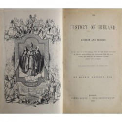 The History of Ireland,...