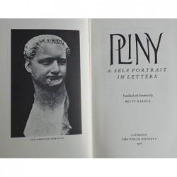 Pliny - A Self Portrait in...