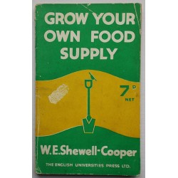 Grow Your Own Food Supply