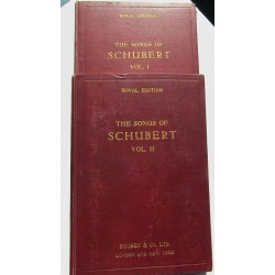 The Songs of Schubert