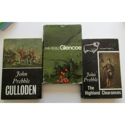 Scottish Trilogy: 3 Titles