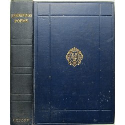 The Poems of Robert Browing