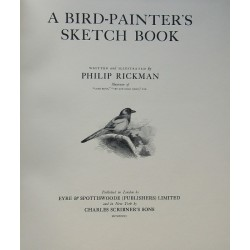 Philip Rickman Sketch Books...