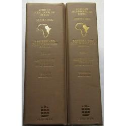 African Handbook of Birds