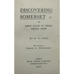 Discovering Somerset