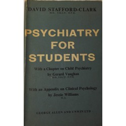 Psychiartry for Students