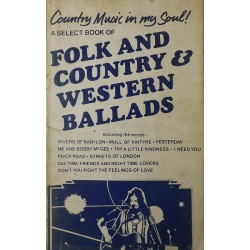 Folk and Country & Western...