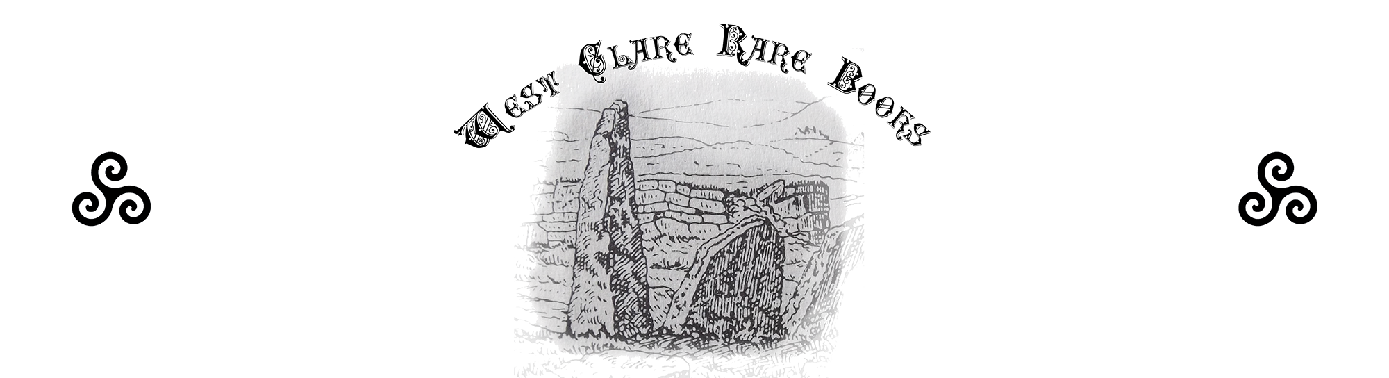 West Clare Rare Books Standing Stones Image