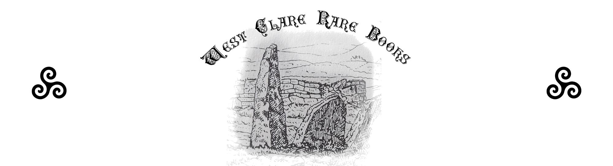 West Clare Rare Books Standing Stones Image